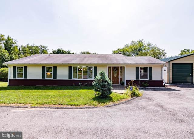 3041 Basford Road, FREDERICK, MD 21703 (#MDFR251426) :: AJ Team Realty