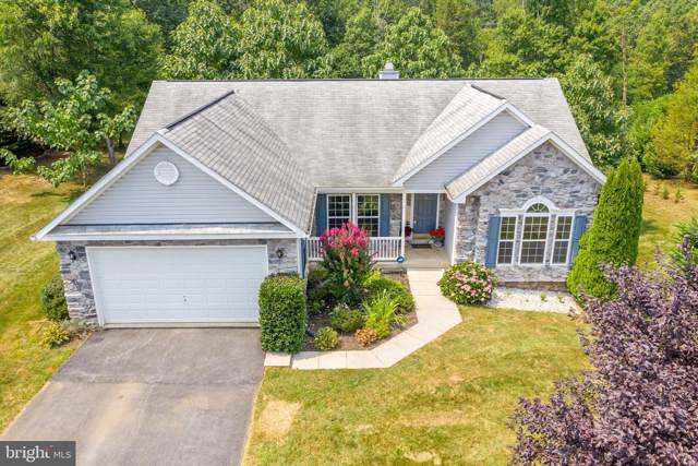 225 Drewery Lane, FALLING WATERS, WV 25419 (#WVBE170236) :: Pearson Smith Realty