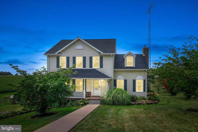 1312 Fawn Grove Road, NEW PARK, PA 17352 (#PAYK122736) :: The Jim Powers Team