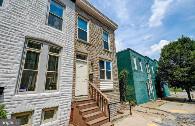 300 W 28TH Street, BALTIMORE, MD 21211 (#MDBA479394) :: The Gold Standard Group