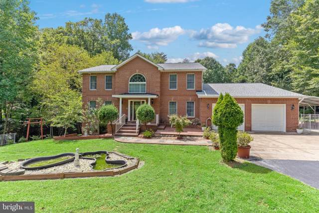 14740 Kogan Drive, WOODBRIDGE, VA 22193 (#VAPW475994) :: ExecuHome Realty