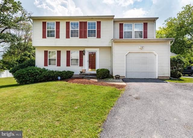 3627 Burmont Avenue, RANDALLSTOWN, MD 21133 (#MDBC468116) :: Blackwell Real Estate