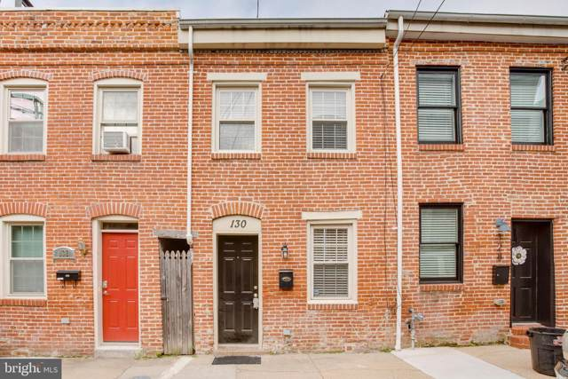 130 S Chapel Street, BALTIMORE, MD 21231 (#MDBA479404) :: Erik Hoferer & Associates