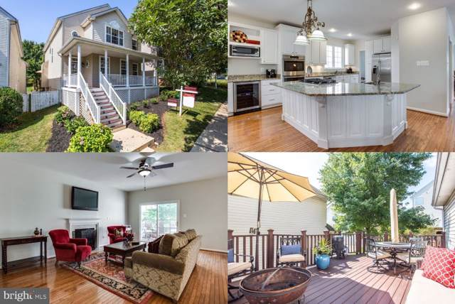 13810 Crownsgate Way, GERMANTOWN, MD 20874 (#MDMC673460) :: Homes to Heart Group