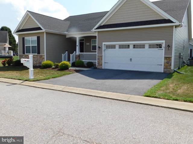 121 Winding Carriage Ln, DOVER, DE 19904 (#DEKT231468) :: The Allison Stine Team