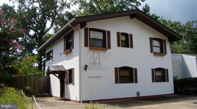 603 Delmar Road, EDGEWATER, MD 21037 (#MDAA409446) :: The Riffle Group of Keller Williams Select Realtors