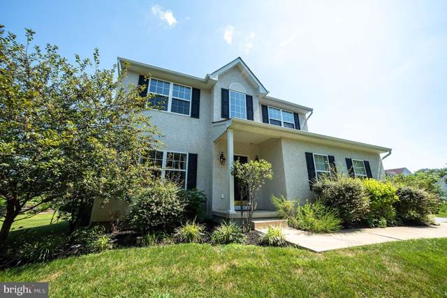 321 Wagon Wheel Lane, HOCKESSIN, DE 19707 (#DENC484640) :: Atlantic Shores Realty