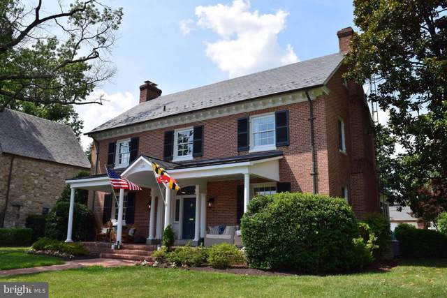 313 W 2ND Street, FREDERICK, MD 21701 (#MDFR251474) :: Jacobs & Co. Real Estate