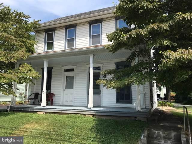 15 E Main Street, BROWNSTOWN, PA 17508 (#PALA138028) :: John Smith Real Estate Group