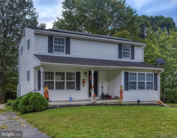 1409 Willshire Drive, ABERDEEN, MD 21001 (#MDHR237178) :: The Licata Group/Keller Williams Realty