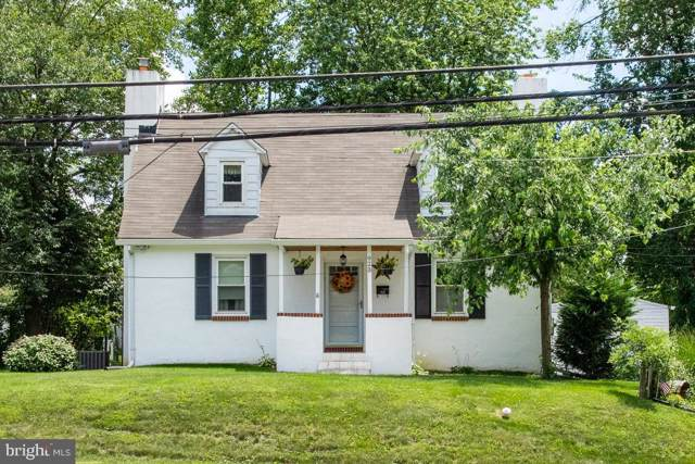 923 Milford Mill Road, BALTIMORE, MD 21208 (#MDBC468168) :: The MD Home Team