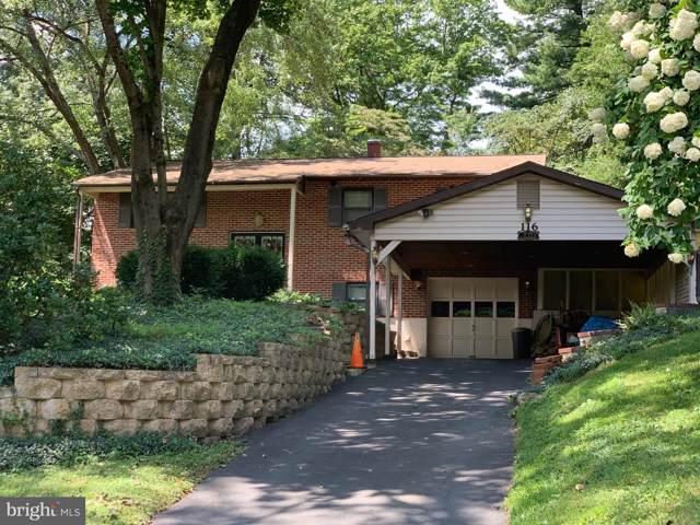 116 Bosley Avenue, COCKEYSVILLE, MD 21030 (#MDBC468188) :: Erik Hoferer & Associates