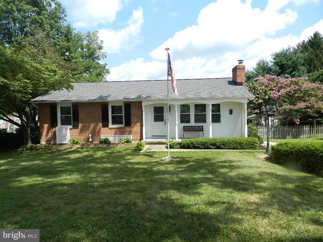910 Bernadette Drive, FOREST HILL, MD 21050 (#MDHR237188) :: The Dailey Group