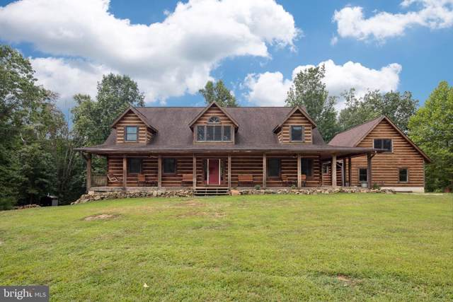 284 Little Long Mountain Lane, HUNTLY, VA 22640 (#VARP106816) :: Michele Noel Homes