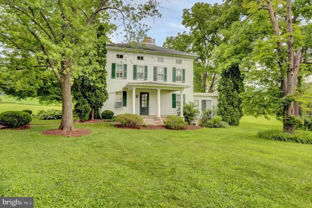 3872 Cold Storage Road, NEW BLOOMFIELD, PA 17068 (#PAPY101188) :: The Heather Neidlinger Team With Berkshire Hathaway HomeServices Homesale Realty