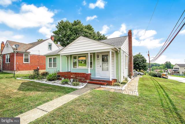 6112 Hamilton Avenue, BALTIMORE, MD 21237 (#MDBC468218) :: The Licata Group/Keller Williams Realty