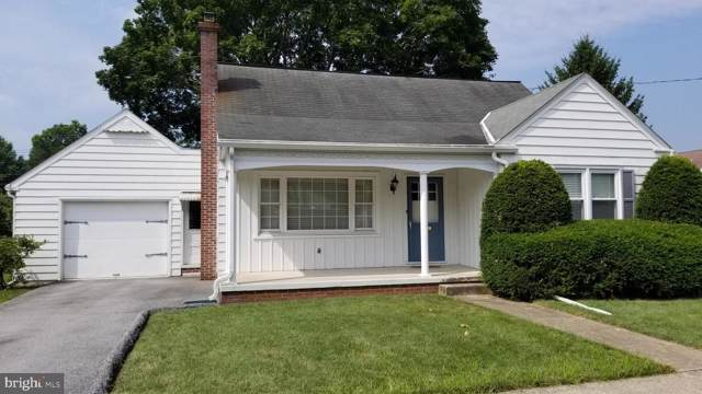 16 N Laurel Street, MANHEIM, PA 17545 (#PALA138084) :: John Smith Real Estate Group