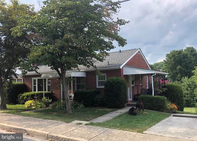 205 Washington Street, MIDDLETOWN, MD 21769 (#MDFR251536) :: The Maryland Group of Long & Foster