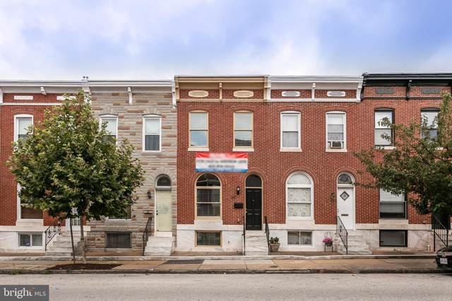 117 S East Avenue, BALTIMORE, MD 21224 (#MDBA479598) :: SURE Sales Group