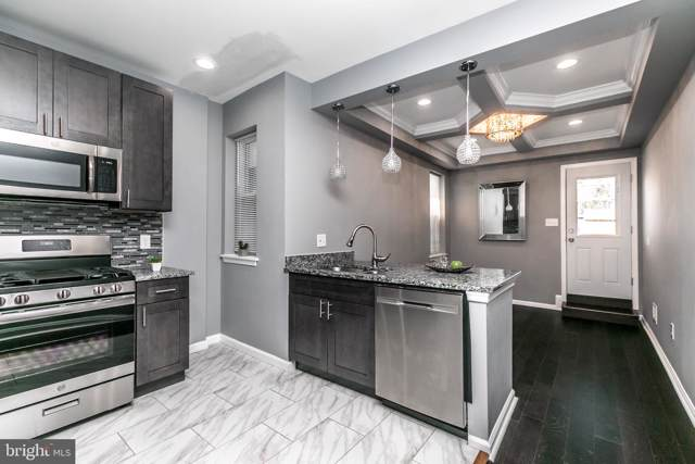 222 N Collington Avenue, BALTIMORE, MD 21231 (#MDBA479618) :: Radiant Home Group