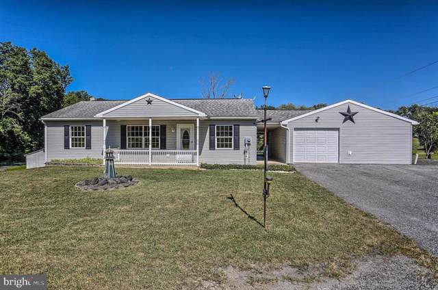 1242 New Bloomfield Road, NEW BLOOMFIELD, PA 17068 (#PAPY101194) :: The Joy Daniels Real Estate Group