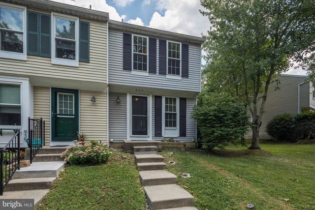 937 N Angel Valley Court, EDGEWOOD, MD 21040 (#MDHR237260) :: The Gold Standard Group