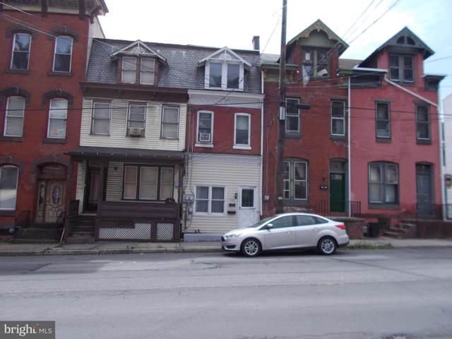 723 W Market Street, POTTSVILLE, PA 17901 (#PASK127234) :: Flinchbaugh & Associates