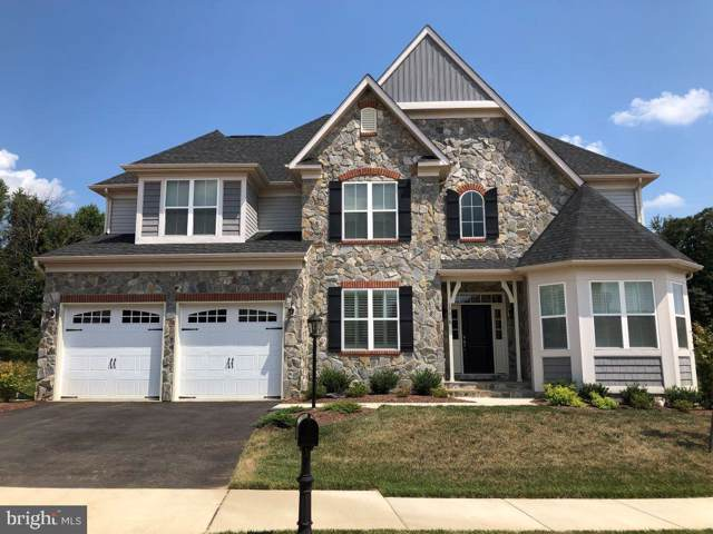 17218 Creekside Green Place, ROUND HILL, VA 20141 (#VALO392198) :: Peter Knapp Realty Group