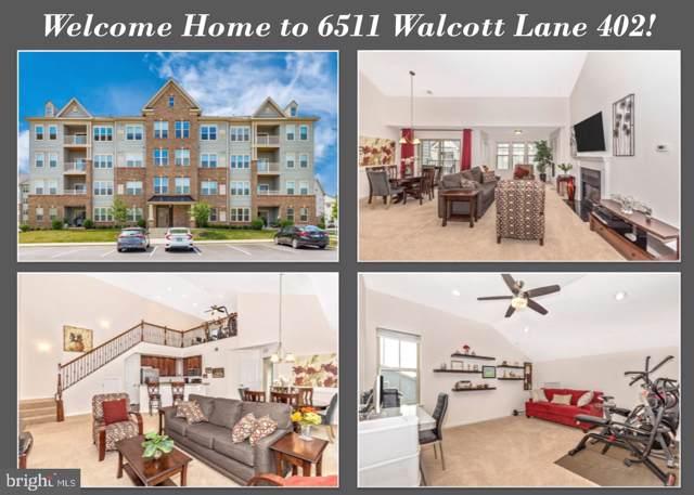6511 Walcott Lane #402, FREDERICK, MD 21703 (#MDFR251552) :: Jim Bass Group of Real Estate Teams, LLC