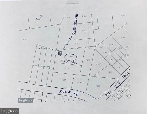 Thompson Lane Parcel Thompson Lane, OXON HILL, MD 20745 (#MDPG539198) :: Gail Nyman Group
