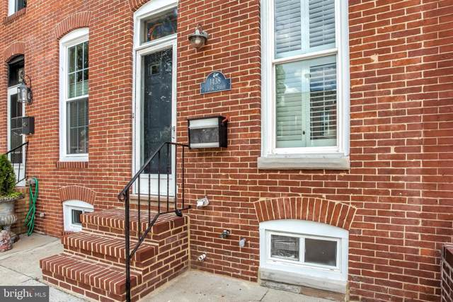 1438 Towson Street, BALTIMORE, MD 21230 (#MDBA479674) :: The Dailey Group