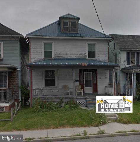 550 Baltimore Street, HANOVER, PA 17331 (#PAYK122922) :: The Heather Neidlinger Team With Berkshire Hathaway HomeServices Homesale Realty