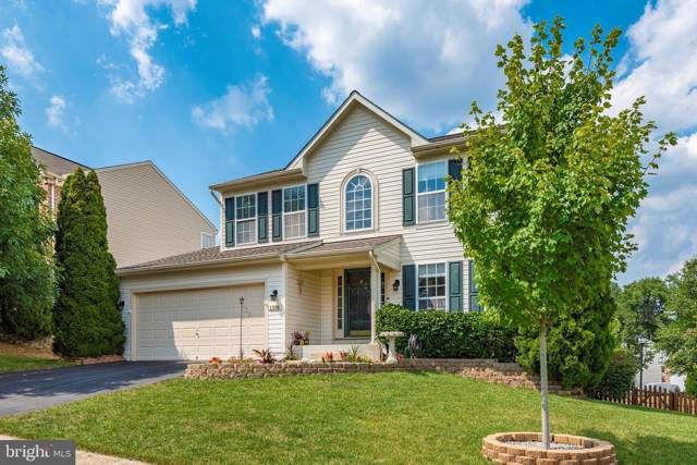 1308 Lone Pine Trail, SEVERN, MD 21144 (#MDAA409632) :: The Maryland Group of Long & Foster Real Estate