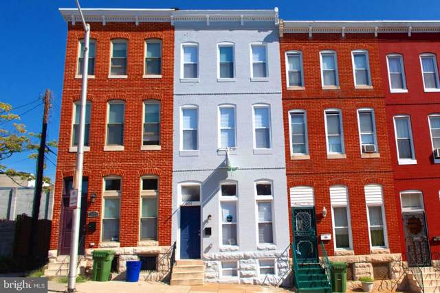 1602 E Biddle Street, BALTIMORE, MD 21213 (#MDBA479704) :: Arlington Realty, Inc.