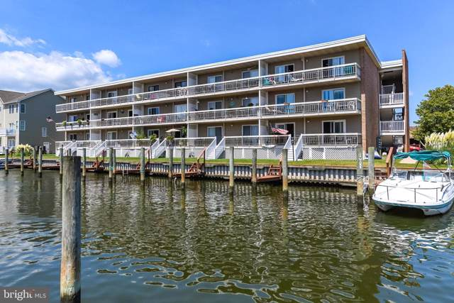 615 Salt Spray Road 1E, OCEAN CITY, MD 21842 (#MDWO108302) :: CoastLine Realty