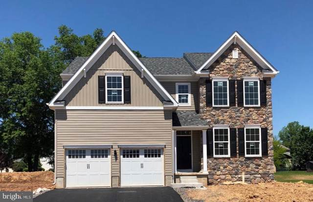 2325 Chestnut Road Lot #2, JEFFERSONVILLE, PA 19403 (#PAMC621082) :: ExecuHome Realty