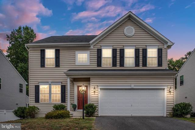 52 Taylors Hill Way, FREDERICKSBURG, VA 22405 (#VAST214070) :: RE/MAX Cornerstone Realty