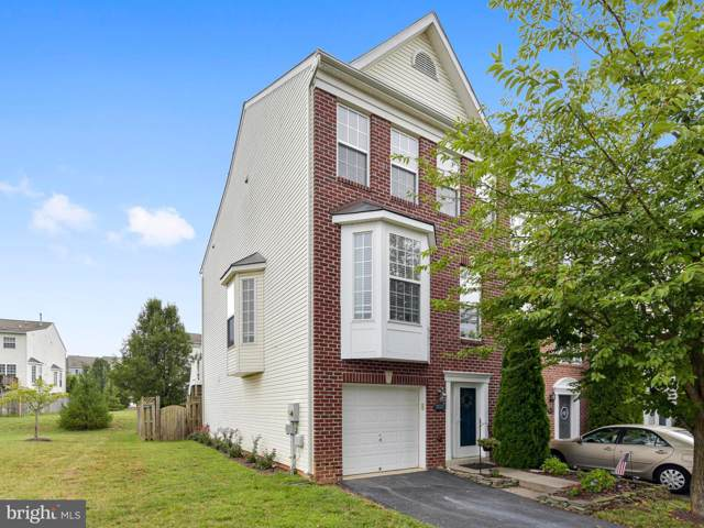 2522 Carrington Way, FREDERICK, MD 21702 (#MDFR251570) :: ExecuHome Realty
