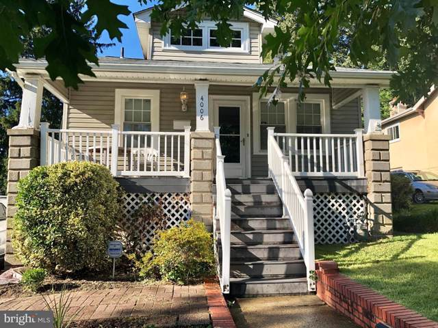 4006 Madison Street, HYATTSVILLE, MD 20781 (#MDPG539308) :: RE/MAX Plus