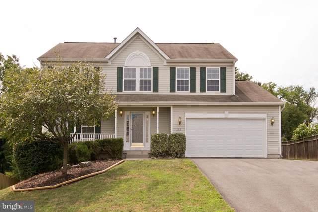 202 Sentinel Drive, WINCHESTER, VA 22603 (#VAFV152412) :: Blackwell Real Estate
