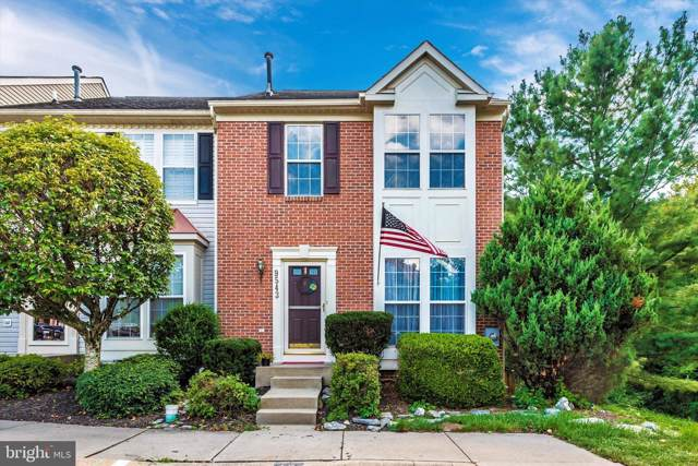 9543 Bellhaven Court, FREDERICK, MD 21701 (#MDFR251584) :: AJ Team Realty
