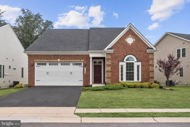 11243 Gentle Rolling Drive, MARRIOTTSVILLE, MD 21104 (#MDHW268644) :: ExecuHome Realty