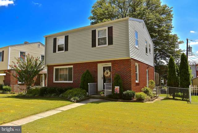 7025 Dunhill Road, BALTIMORE, MD 21222 (#MDBC468362) :: The Miller Team