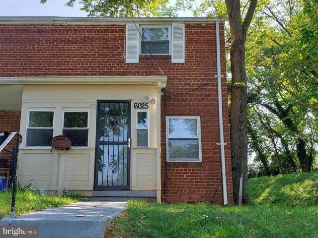 6025 Martin Luther King Jr Court, CAPITOL HEIGHTS, MD 20743 (#MDPG539368) :: The Sebeck Team of RE/MAX Preferred