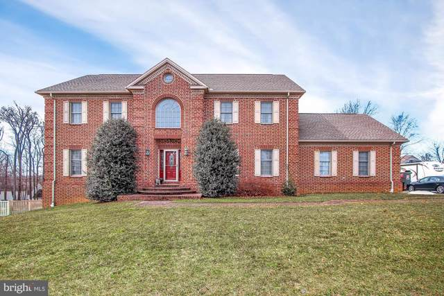 202 S Shaffer Drive, NEW FREEDOM, PA 17349 (#PAYK122960) :: Liz Hamberger Real Estate Team of KW Keystone Realty