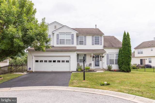 103 S Keystone Way, COATESVILLE, PA 19320 (#PACT486438) :: Jason Freeby Group at Keller Williams Real Estate
