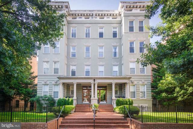 1324 Euclid Street NW #1, WASHINGTON, DC 20009 (#DCDC438200) :: Lucido Agency of Keller Williams