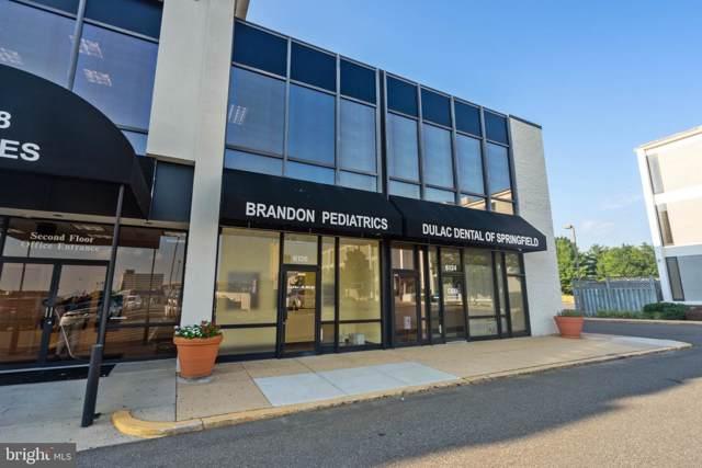 6126 Brandon Avenue #126, SPRINGFIELD, VA 22150 (#VAFX1083070) :: RE/MAX Cornerstone Realty