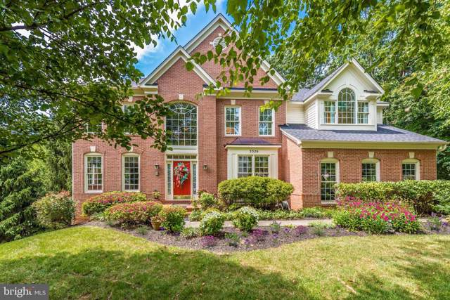 3326 Winmoor Drive, IJAMSVILLE, MD 21754 (#MDFR251628) :: Jim Bass Group of Real Estate Teams, LLC