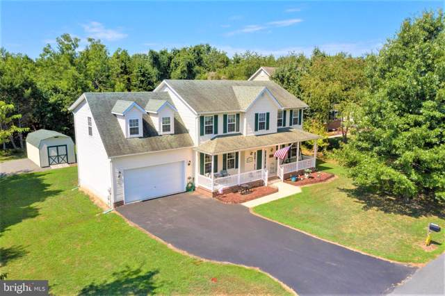 9430 Overlook Circle, NEWBURG, MD 20664 (#MDCH205582) :: Network Realty Group